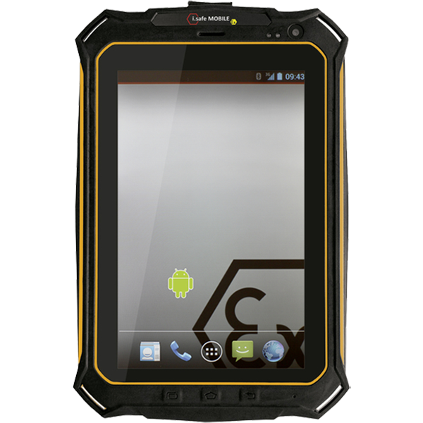 Tablet ATEX i.Safe Mobile X.TAB 1.0