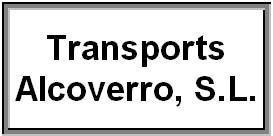 TRANSPORTS ALCOVERRO, S.L